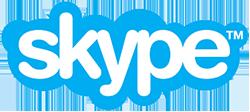 Lektioner via Skype erbjuds också.